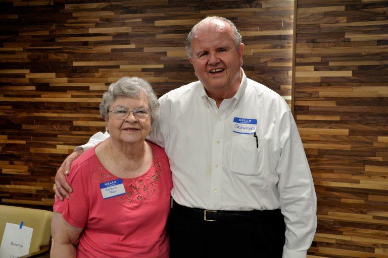 Crawford and Marlene Taylor