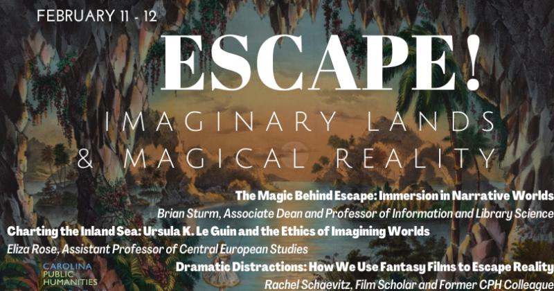 Escape! titles