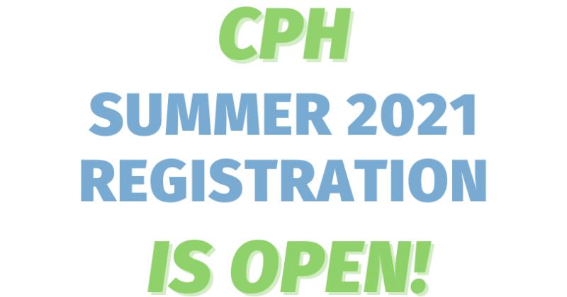 cph reg spring 2021