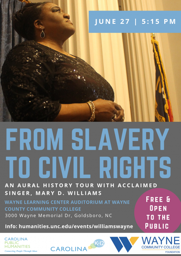 From Slavery to Civil Rights: An Aural History Tour