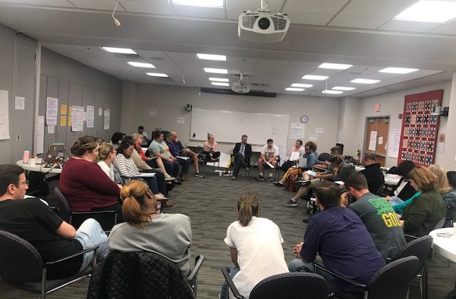 Concluding Conversation at Raleigh workshop in Oct 2019